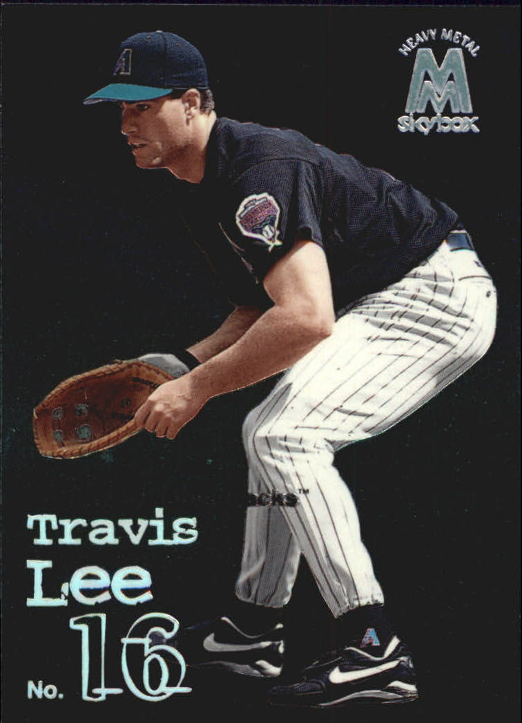1999 SkyBox Molten Metal #109 Travis Lee HM