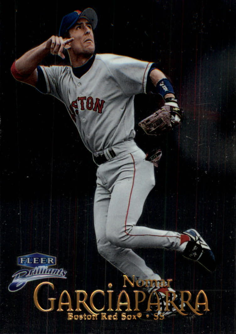 1999 Fleer Brilliants #3 Nomar Garciaparra