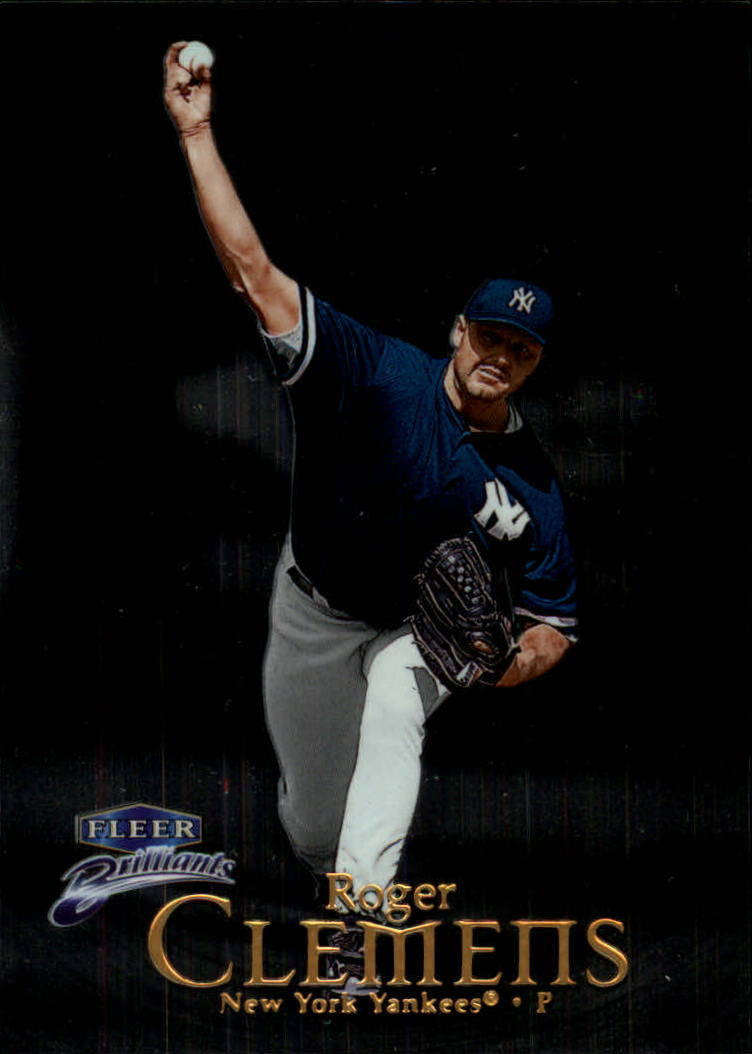 1999 Fleer Brilliants #113 Roger Clemens