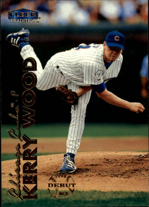 1999 Fleer Tradition #4 Kerry Wood