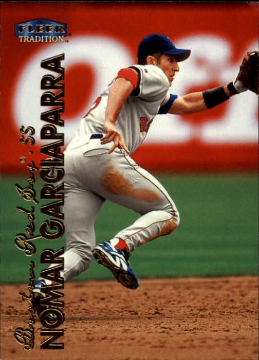 1999 Fleer Tradition #12 Nomar Garciaparra
