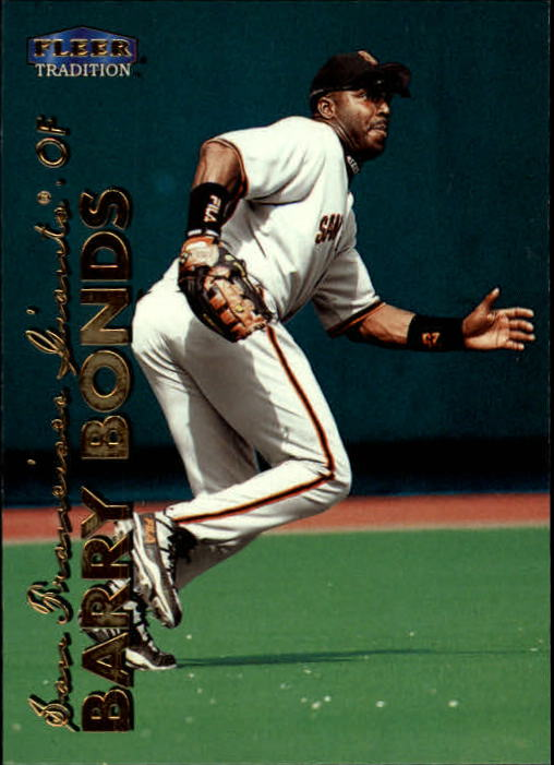 1999 Fleer Tradition #27 Barry Bonds