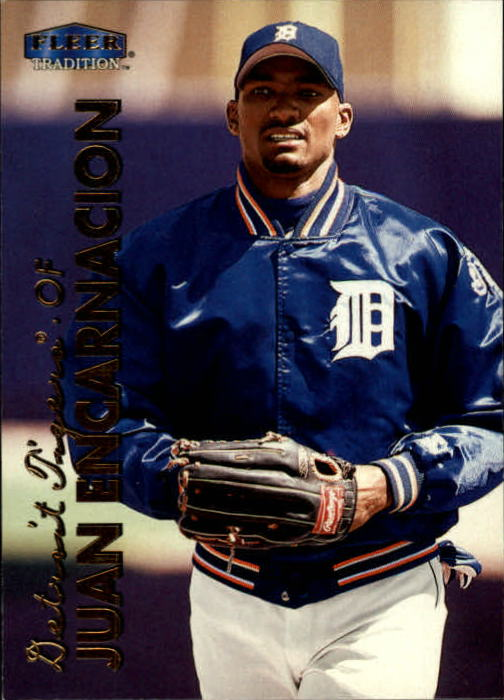 1999 Fleer Tradition #38 Juan Encarnacion
