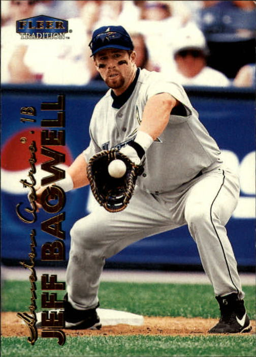 1999 Fleer Tradition #39 Jeff Bagwell