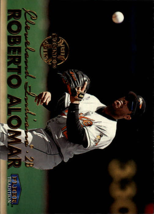 1999 Fleer Tradition #51 Roberto Alomar