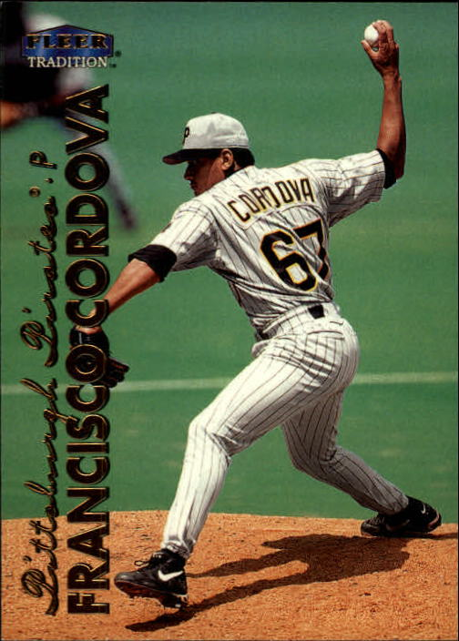 1999 Fleer Tradition #63 Francisco Cordova