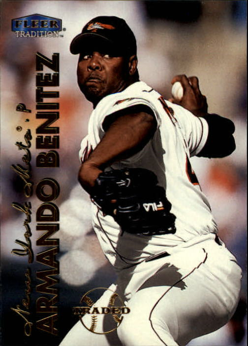 1999 Fleer Tradition #67 Armando Benitez