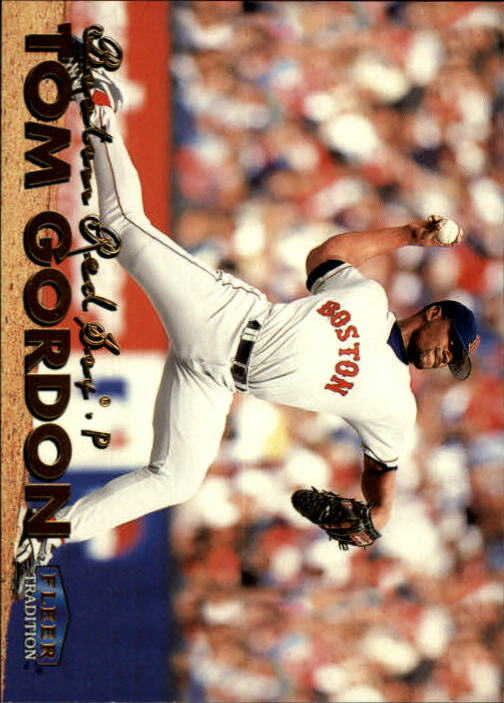 1999 Fleer Tradition #85 Tom Gordon