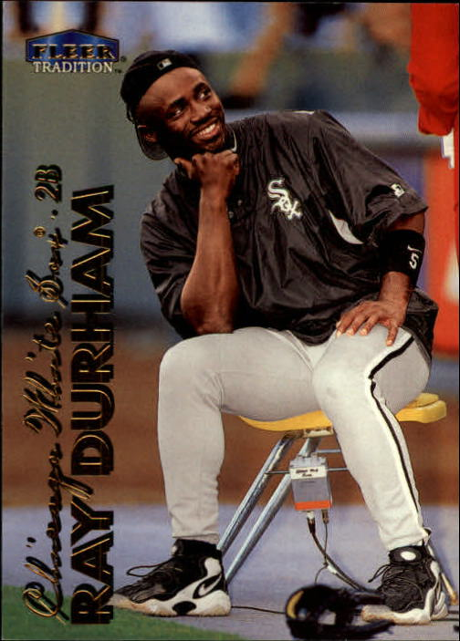 1999 Fleer Tradition #87 Ray Durham