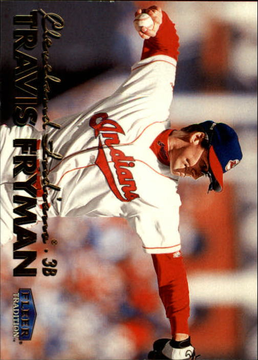 1999 Fleer Tradition #90 Travis Fryman