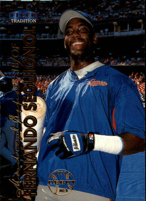 1999 Fleer Tradition #99 Fernando Seguignol