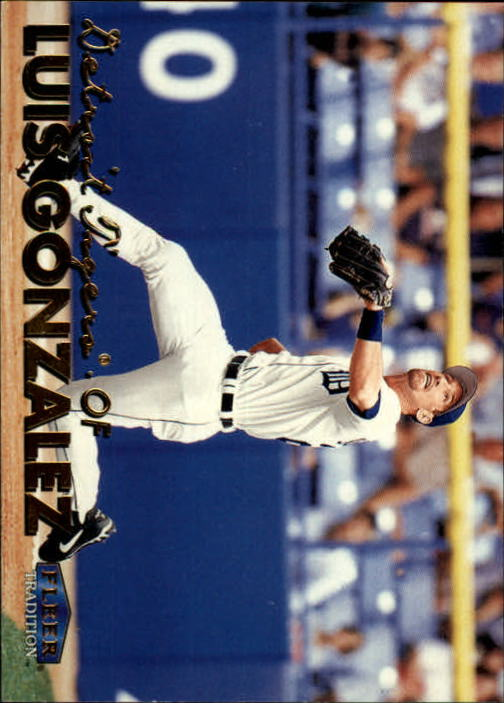 1999 Fleer Tradition #156 Luis Gonzalez