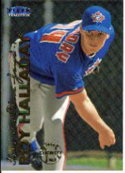 1999 Fleer Tradition #221 Roy Halladay