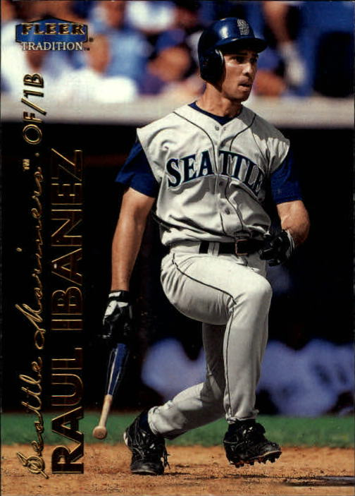 1999 Fleer Tradition #468 Raul Ibanez