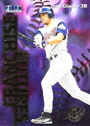 1999 Fleer Tradition Millenium #581 Troy Glaus FF