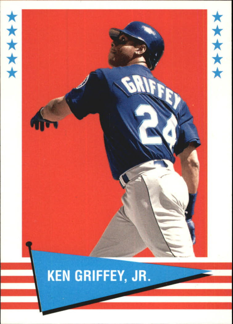 1999 Fleer Tradition Vintage '61 #3 Ken Griffey Jr.