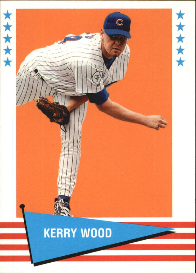 1999 Fleer Tradition Vintage '61 #4 Kerry Wood
