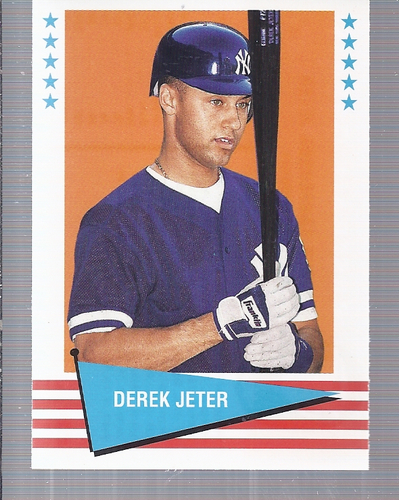 1999 Fleer Tradition Vintage '61 #5 Derek Jeter