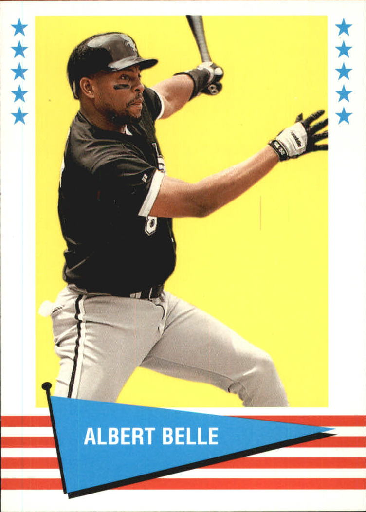1999 Fleer Tradition Vintage '61 #13 Albert Belle