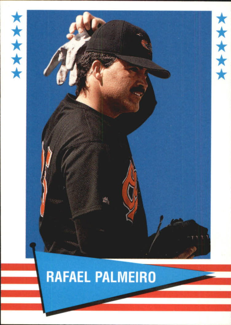 1999 Fleer Tradition Vintage '61 #18 Rafael Palmeiro