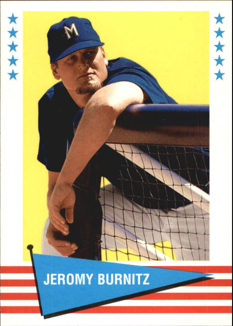 1999 Fleer Tradition Vintage '61 #25 Jeromy Burnitz