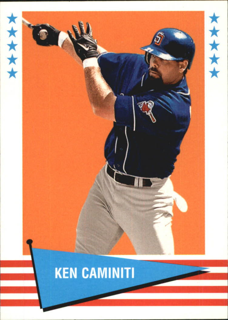 1999 Fleer Tradition Vintage '61 #26 Ken Caminiti