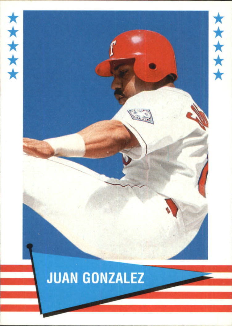 1999 Fleer Tradition Vintage '61 #29 Juan Gonzalez