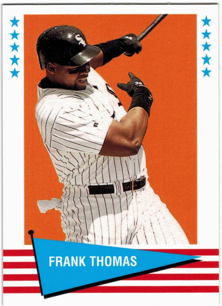 1999 Fleer Tradition Vintage '61 #34 Frank Thomas
