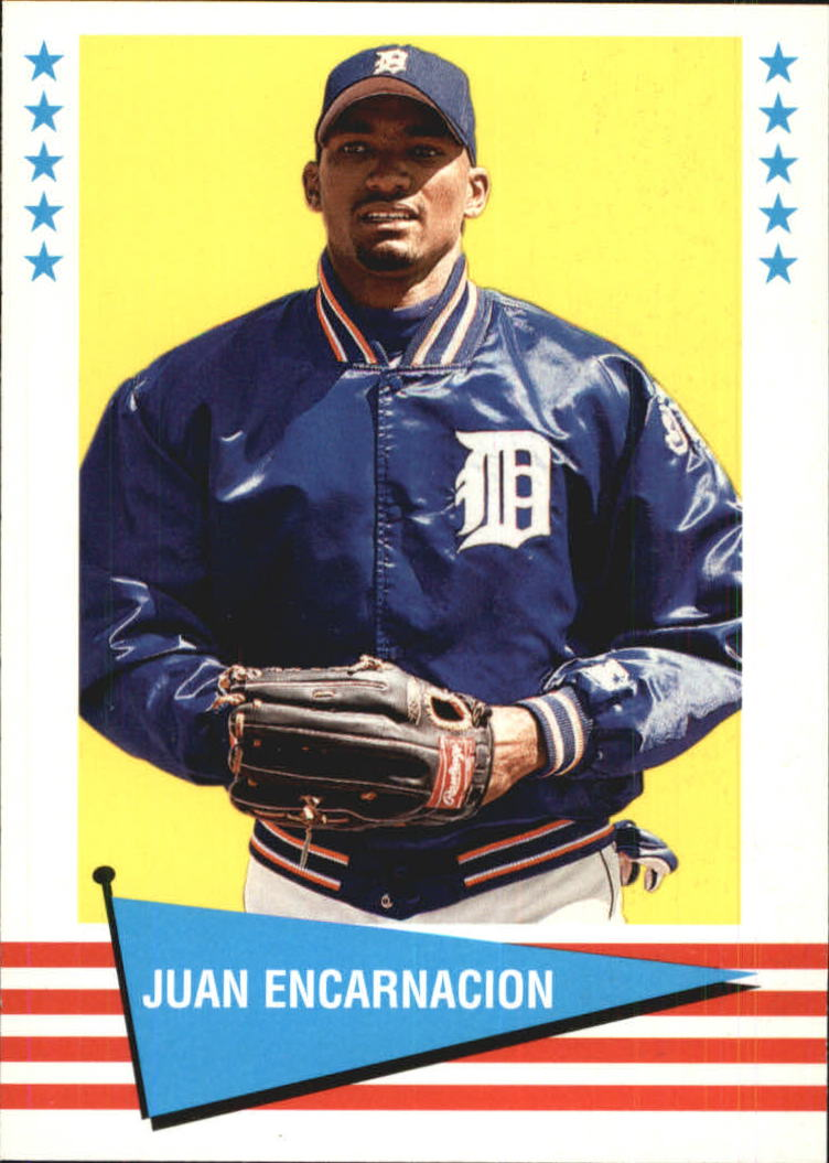 1999 Fleer Tradition Vintage '61 #38 Juan Encarnacion