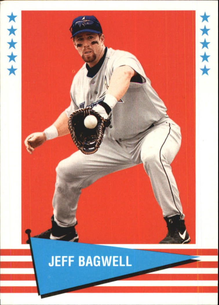 1999 Fleer Tradition Vintage '61 #39 Jeff Bagwell