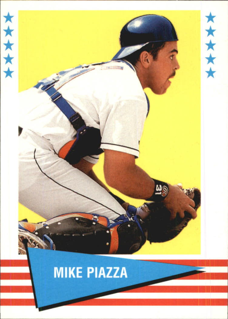 1999 Fleer Tradition Vintage '61 #41 Mike Piazza