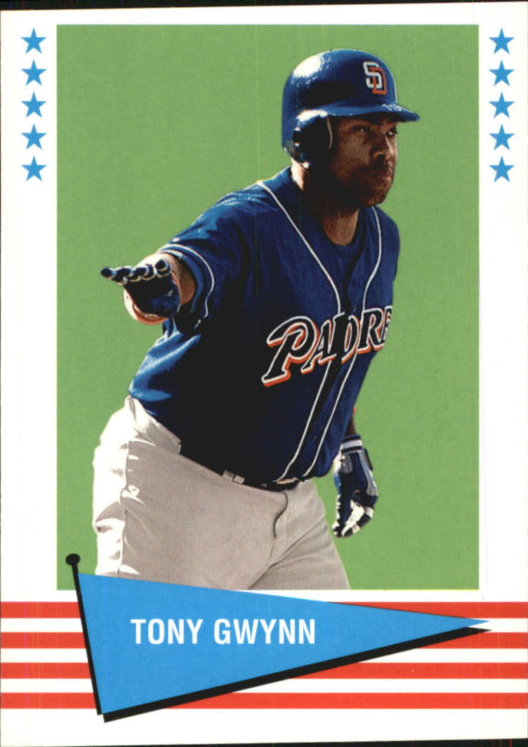 1999 Fleer Tradition Vintage '61 #43 Tony Gwynn