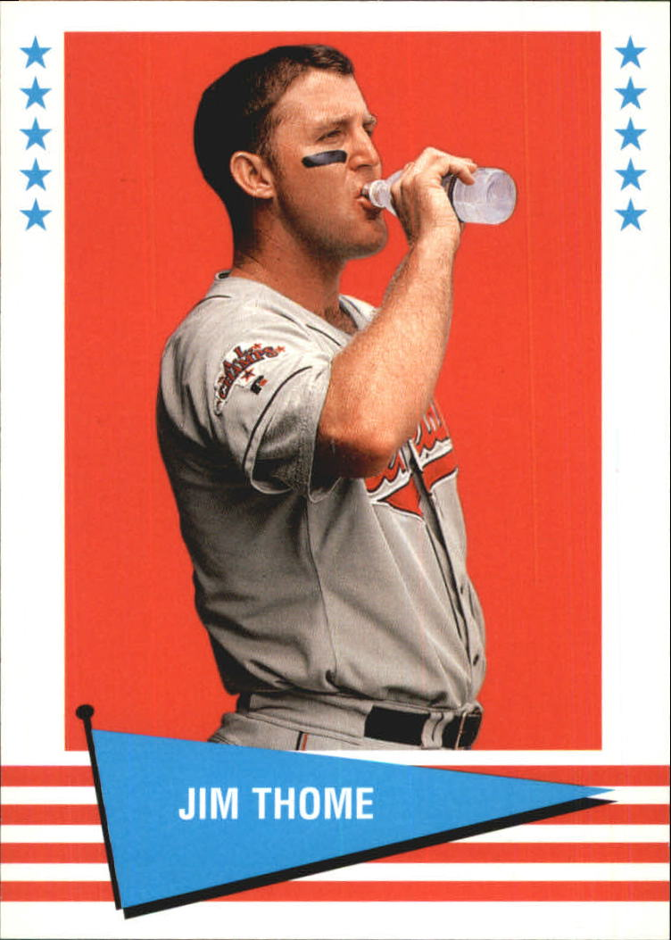 1999 Fleer Tradition Vintage '61 #45 Jim Thome