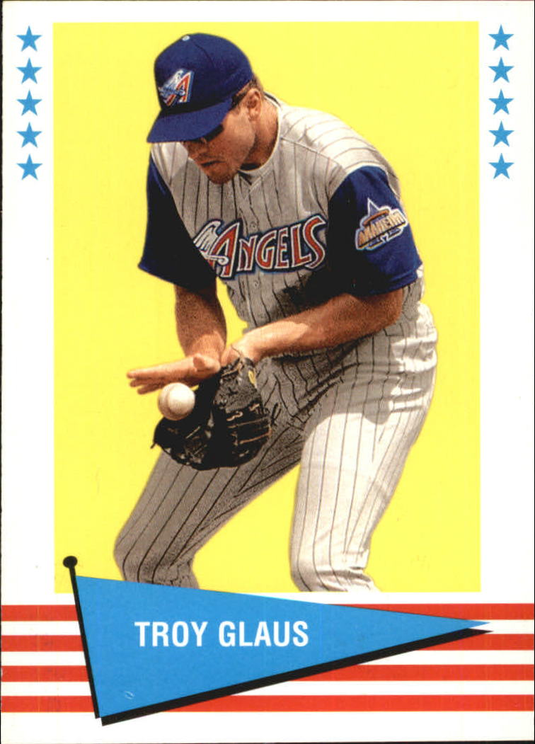1999 Fleer Tradition Vintage '61 #50 Troy Glaus