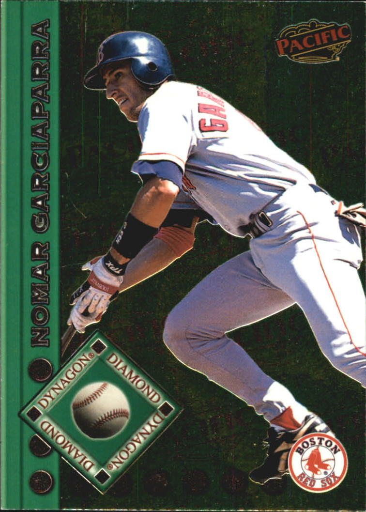 1999 Pacific Dynagon Diamond #2 Nomar Garciaparra