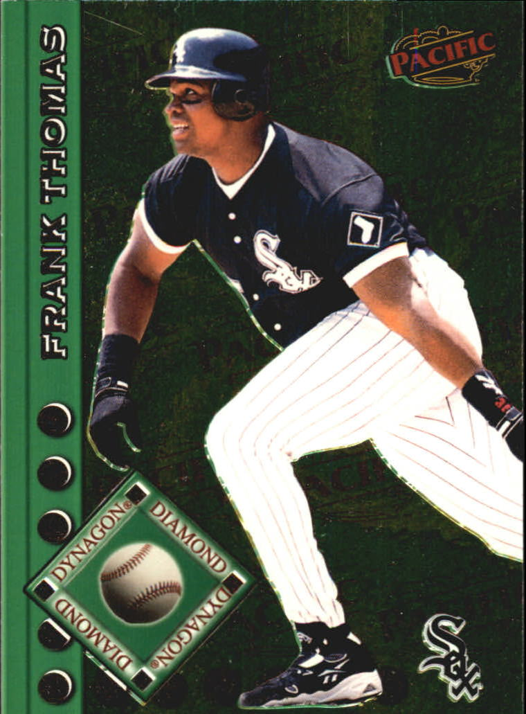 1999 Pacific Dynagon Diamond #3 Frank Thomas