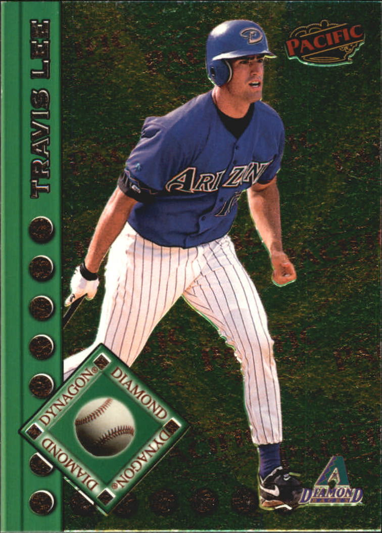 1999 Pacific Dynagon Diamond #9 Travis Lee