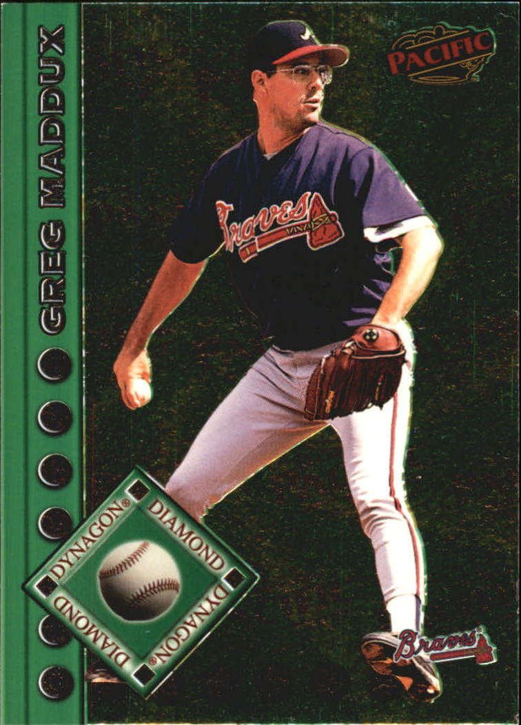 1999 Pacific Dynagon Diamond #11 Greg Maddux