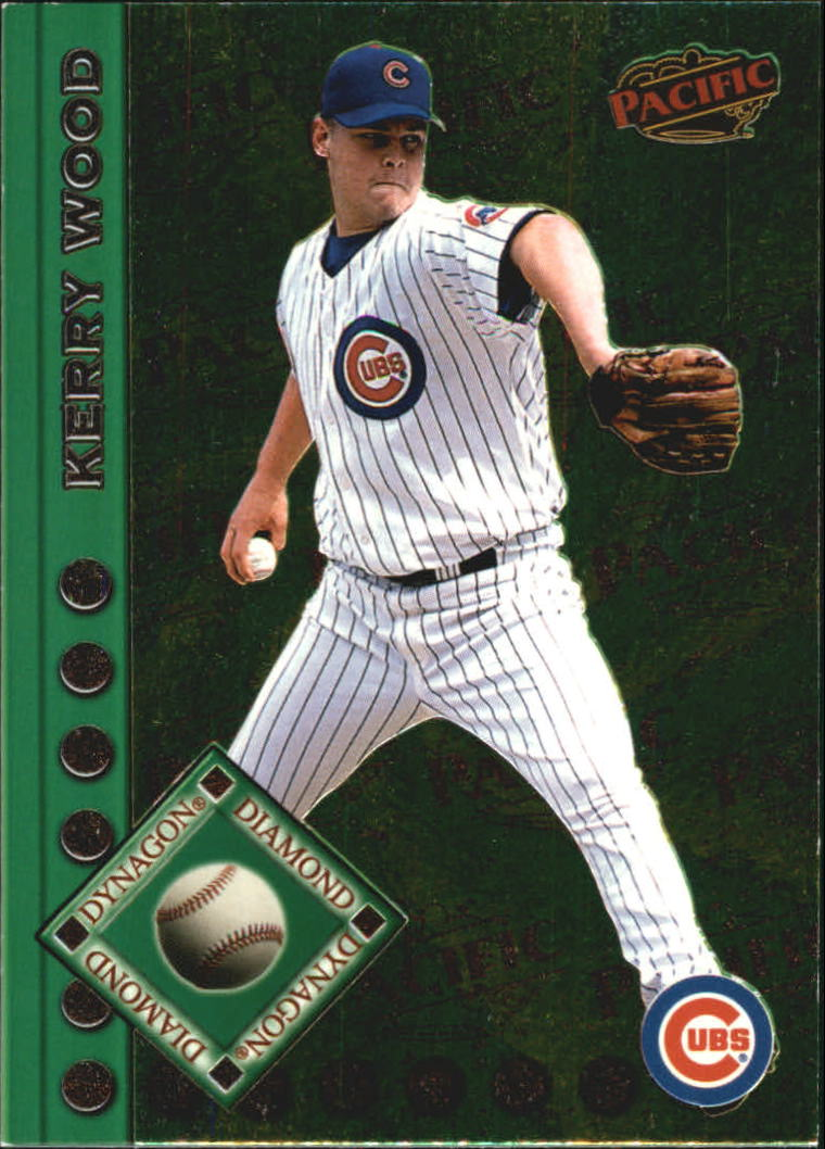 1999 Pacific Dynagon Diamond #13 Kerry Wood