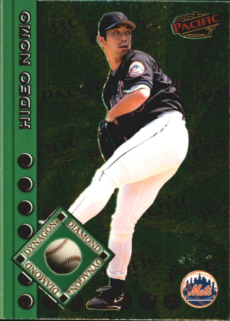 1999 Pacific Dynagon Diamond #15 Hideo Nomo