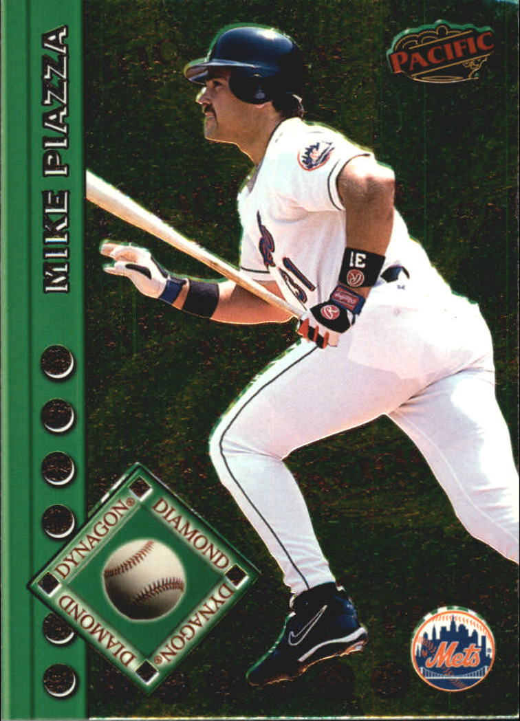 1999 Pacific Dynagon Diamond #16 Mike Piazza