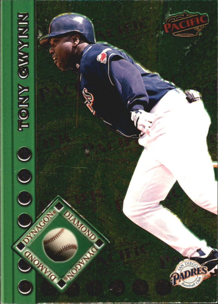 1999 Pacific Dynagon Diamond #19 Tony Gwynn