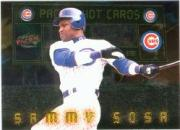 1999 Pacific Hot Cards #4 Sammy Sosa