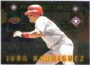 1999 Pacific Hot Cards #5 Ivan Rodriguez