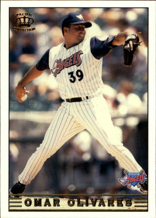 1999 Pacific Crown Collection #7 Omar Olivares