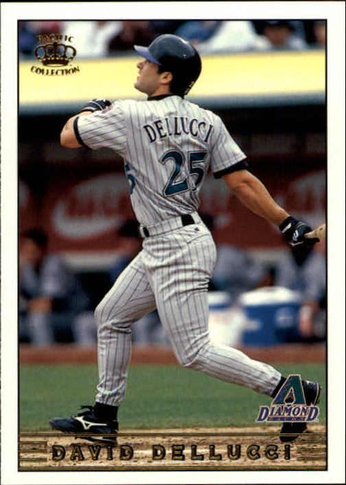 1999 Pacific Crown Collection #15 David Dellucci