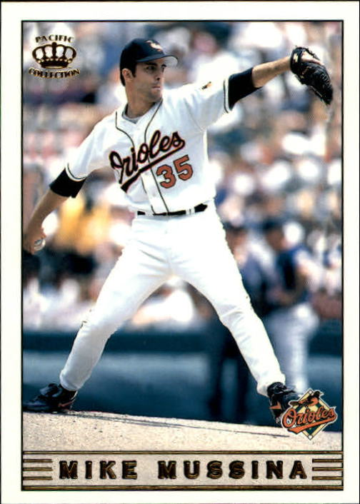 1999 Pacific Crown Collection #37 Mike Mussina