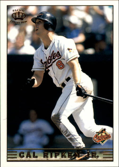 1999 Pacific Crown Collection #41 Cal Ripken