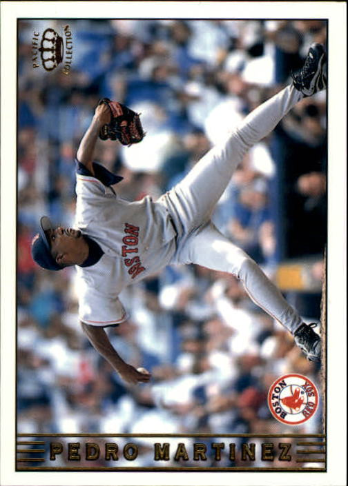 1999 Pacific Crown Collection #47 Pedro Martinez