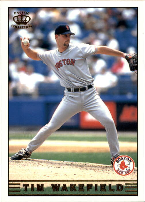 1999 Pacific Crown Collection #52 Tim Wakefield